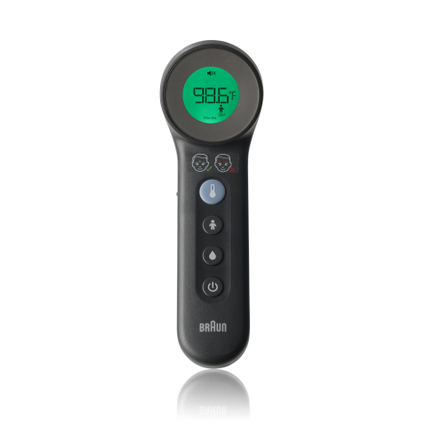 Braun No touch thermometer - front